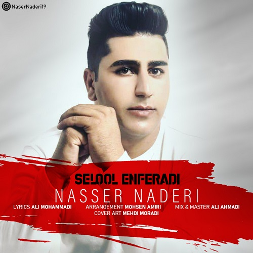 ناصر نادری - سلول انفرادی