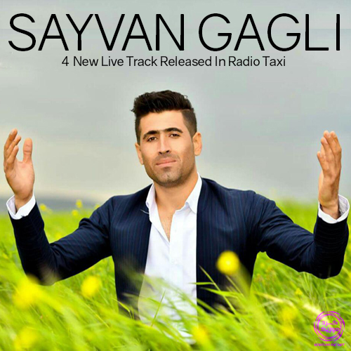 سیوان گاگلی – اجرای زنده در رادیو تاکسی